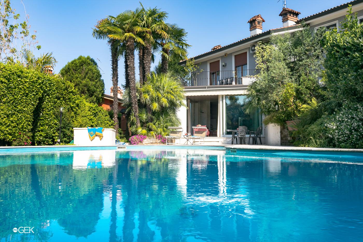 Villa bifamiliare a Desenzano del Garda